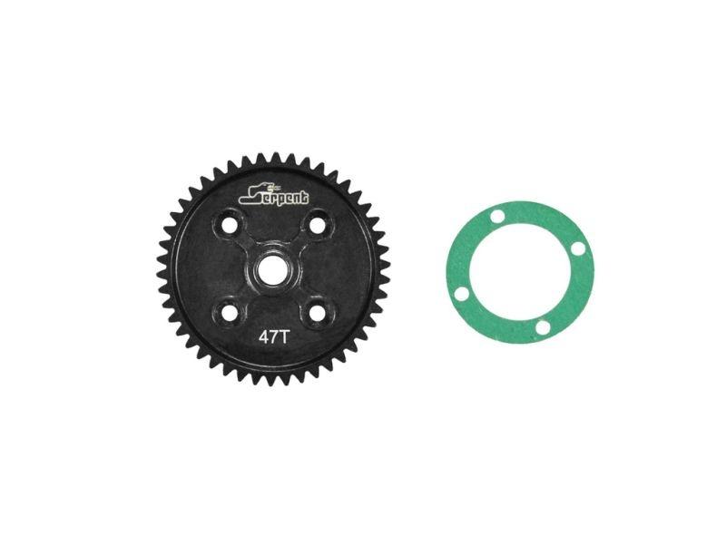 HTD spur gear 47T SRX8 (SER601064)