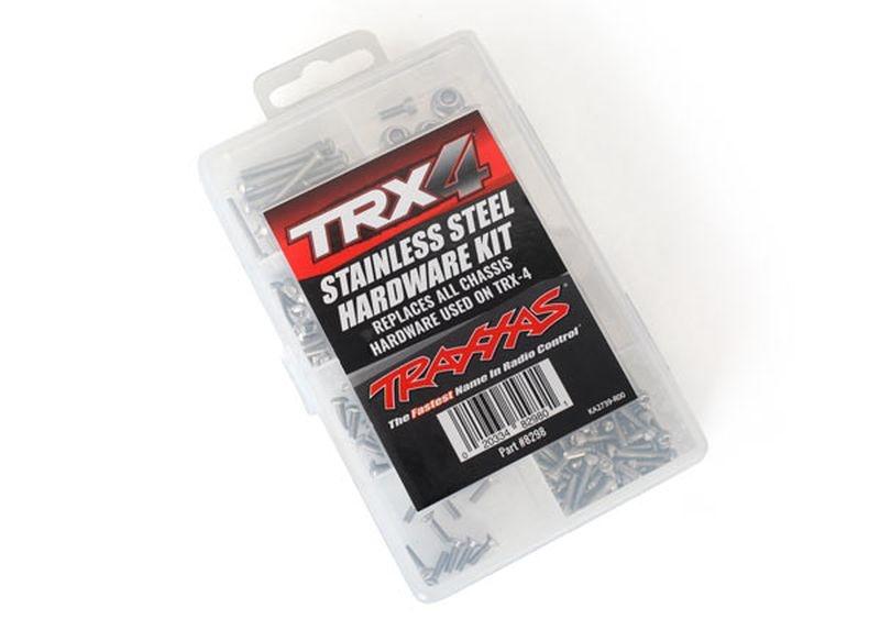 Hardware-Kit, Stahl, TRX-4
