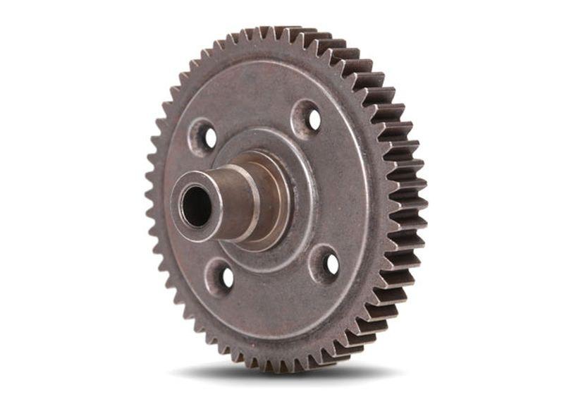 Hauptzahnrad Stahl 54Z (0.8 oder 32DP) (für Center Diff)