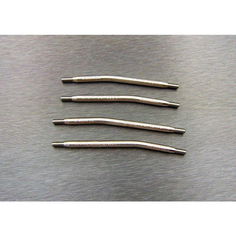 SAMIX SCX10-2 288mm high clearance titianium link kit
