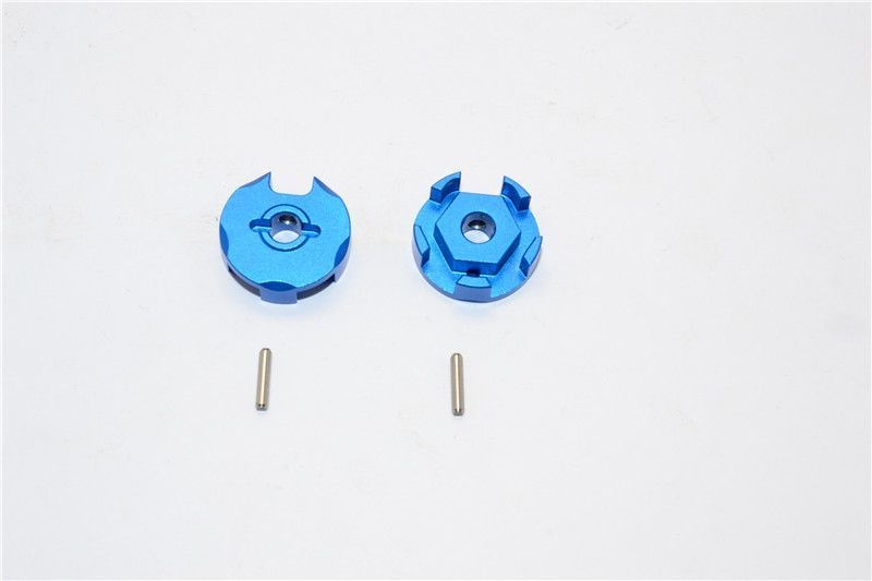 ALU WHEEL HEX CLAW2PCS  SLASH 4X4 & LOW-CG 68086-21 VERSION