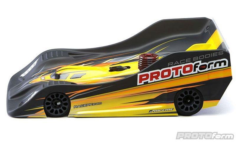 PROTOform PFR18 lightweight