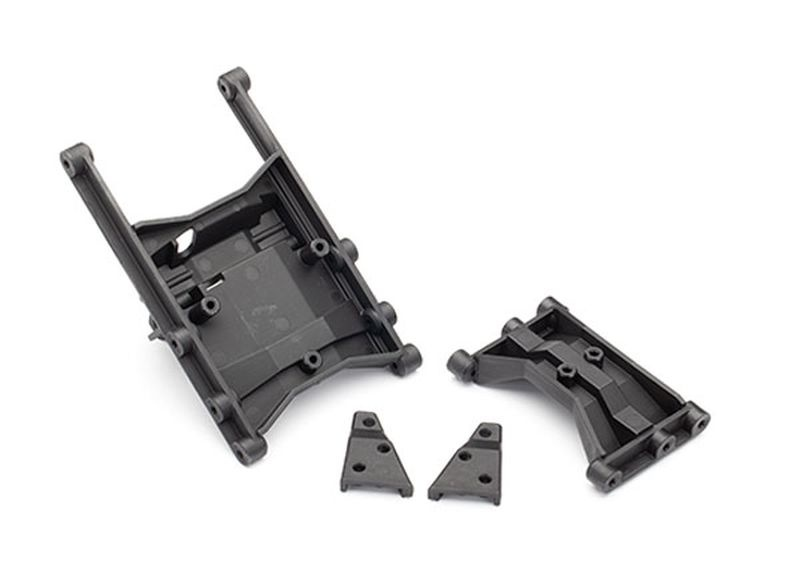 Chassis Crossmember indermediate (1) & hinten (1)