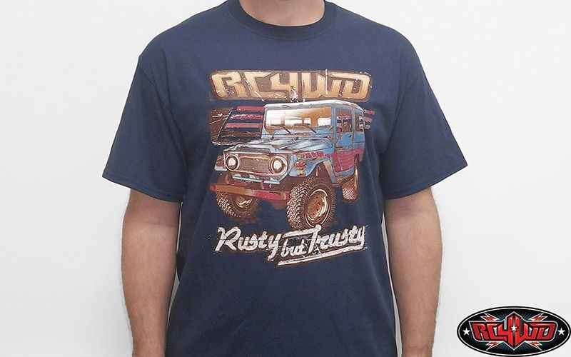 RC4WD Rusty but Trusty Shirt (XL)