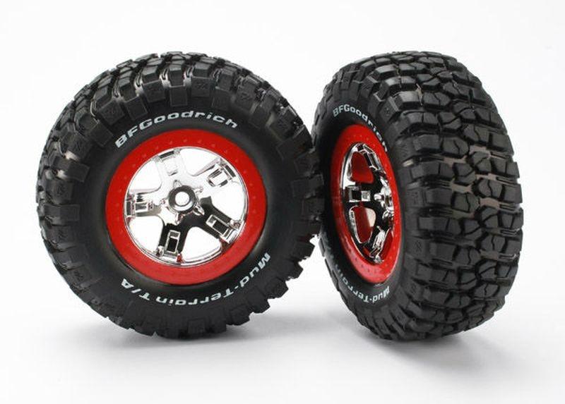 Reifen+Felge montiert