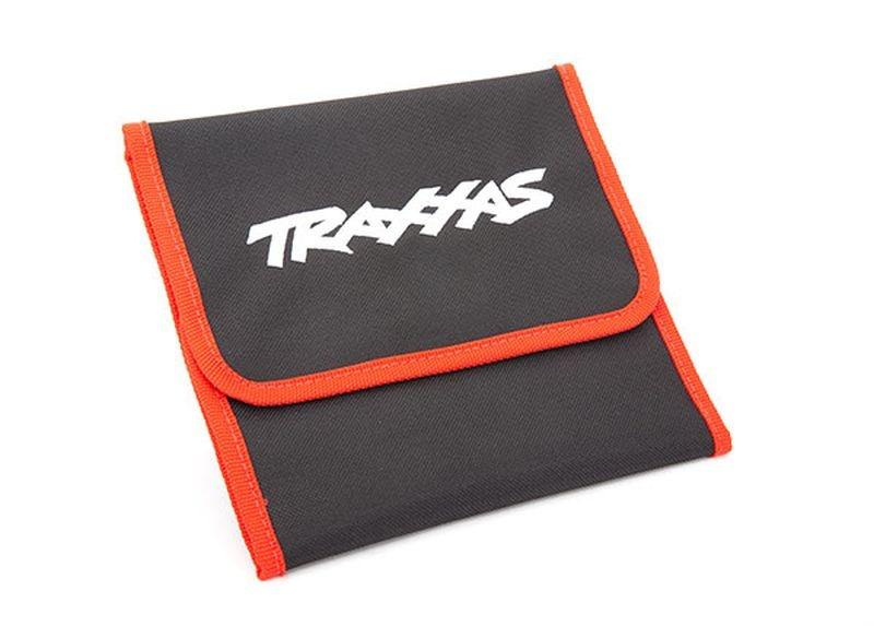Werkzeug-Beutel rot(mit TRAXXAS LOGO)
