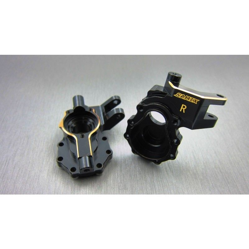SAMIX TRX-4 brass heavy steering knuckle