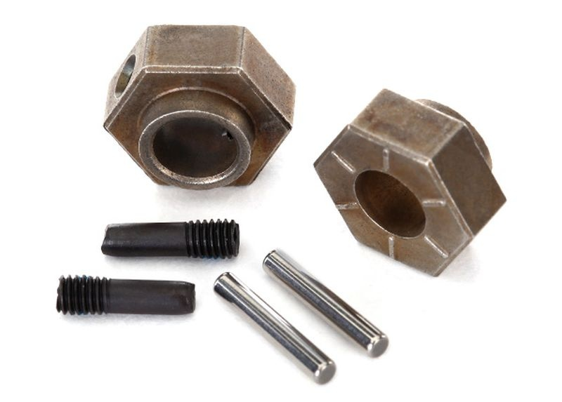 Radmitnehmer 12mm hex (2) + Mitnehmerpins