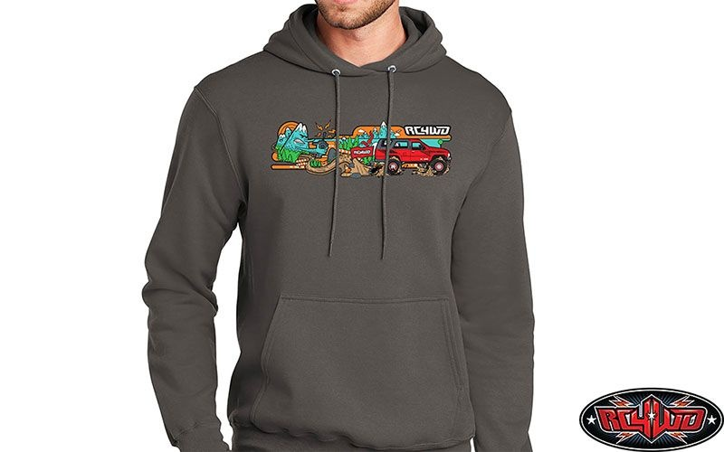 RC4WD Lifestyle Hoodie (S)