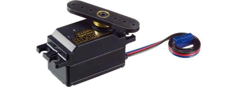 SDX-701 LowProfil HiSpeed Digital-Servo 0,1sec/11kg