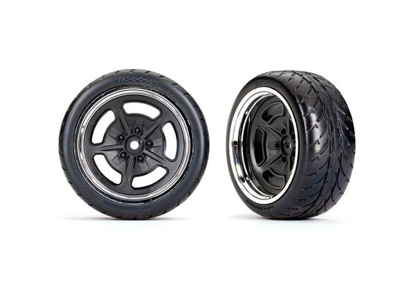 Reifen auf Felge hinten extra-breit (2)