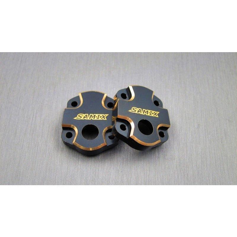 SAMIX CFX-W brass portal knuckle cover