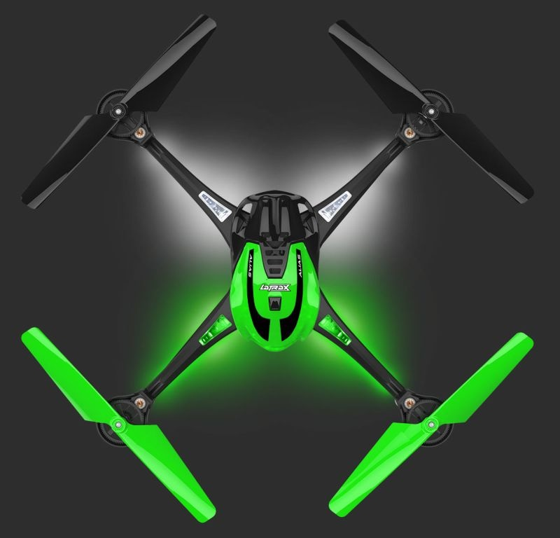ALIAS grün Quad-Copter High Performance Ready-to-Fly (RTF)