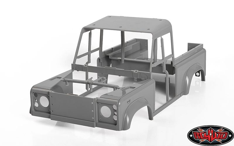 RC4WD 2015 Land Rover Defender D90 Main Body