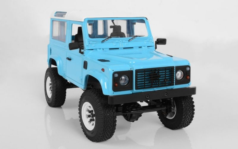 RC4WD 1/18 Gelände II RTR w/D90 Body Set (Blue)