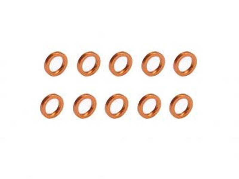Shim 4x6x1 (10) (SER110462)