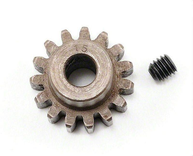 Extra Hart 5mm Bohrung 1.0 Modul Ritzel 15 Zähne