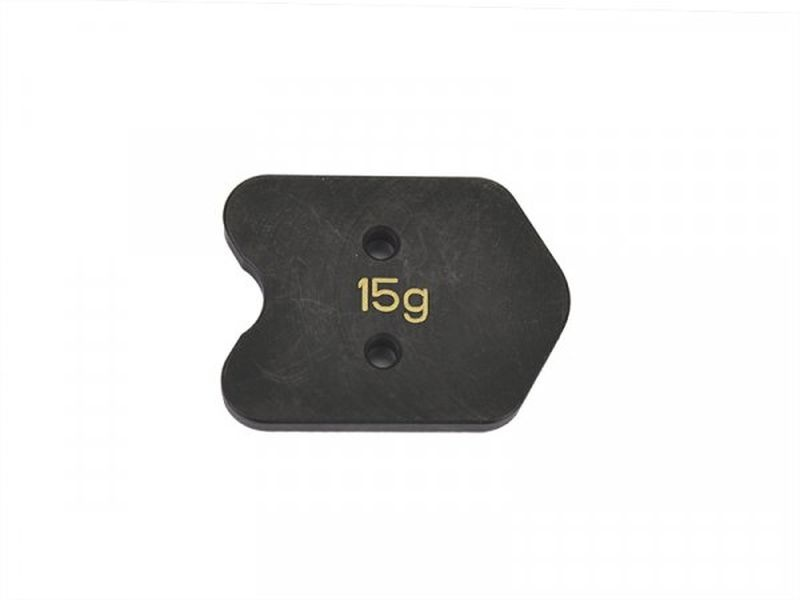 Weight 15gr front up F110 SF4 (SER411421)