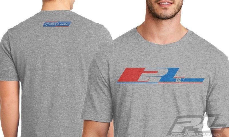 OBSO Pro-Line 82 Revwind hellgrau T-Shirt