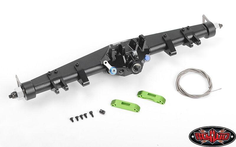 Rigid Rear Axle