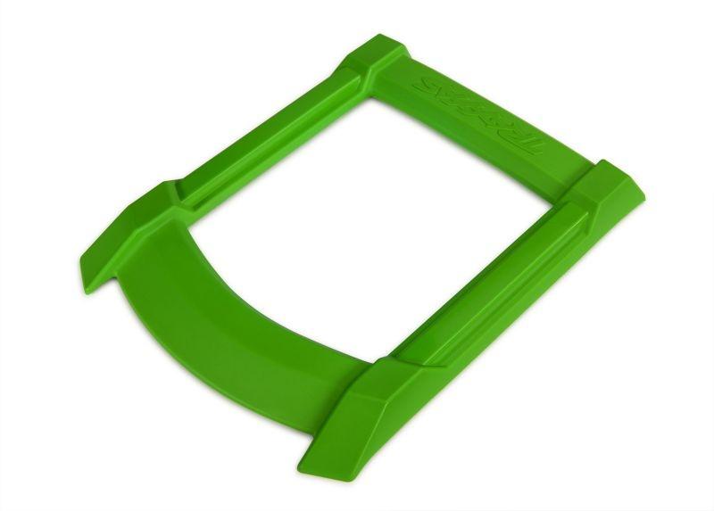 Dach Skid-Platte grün (erfordert TRX7713X)