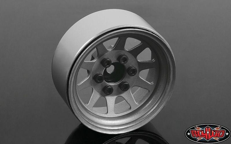 OEM Stamped Steel 1.9 Beadlock Wheels (Plain)