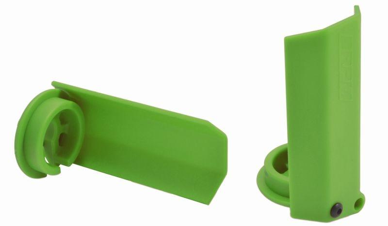 Dämpferstangen-Schützer(2)  grün