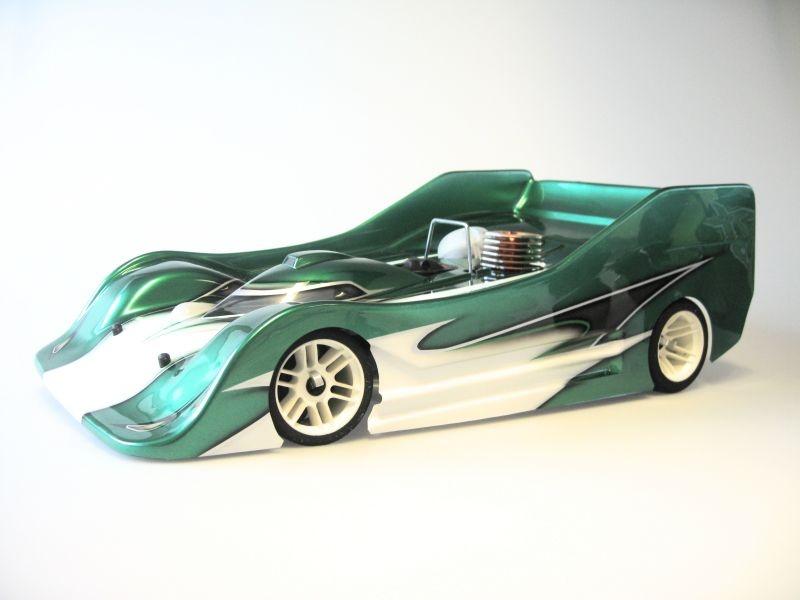Karosserie 1/8  T-GT1 light  EFRA 31523