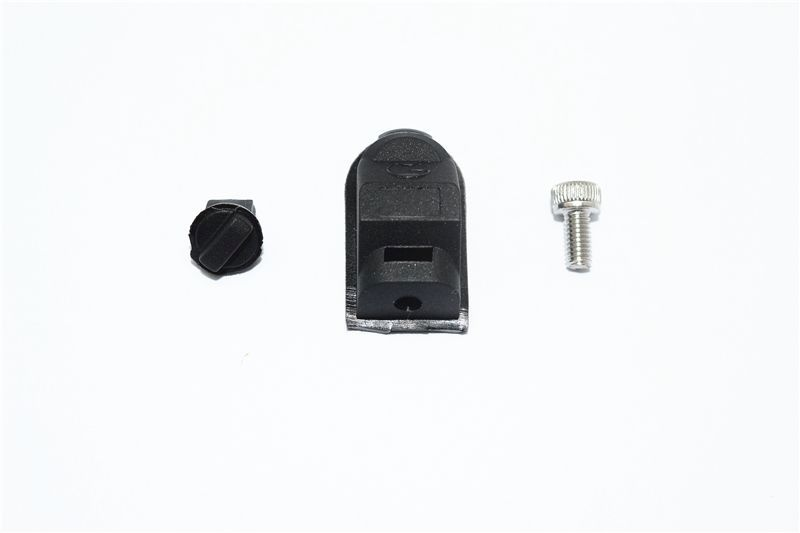 TRX 4 SLA FUEL TANK OPENING-1PC SET black