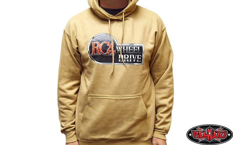 RC4WD Old School Hoodie (L)
