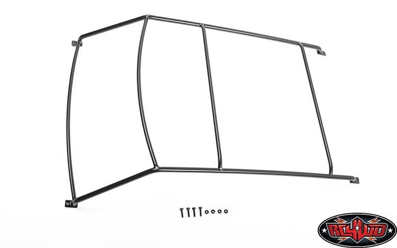 Exterior Steel Roll Cage for JS Scale 1/10 Range Rover Class