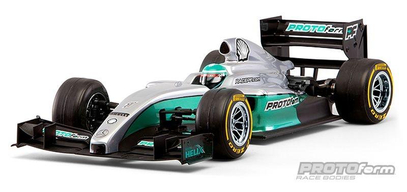F1-Fifteen Karo klar