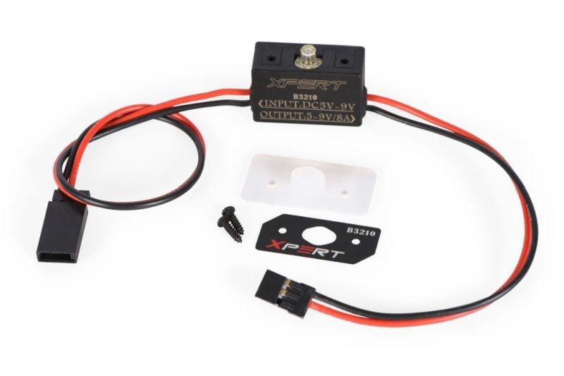 Xpert Schalter V2 elektronisch, NiMH/LiFe/LiPo