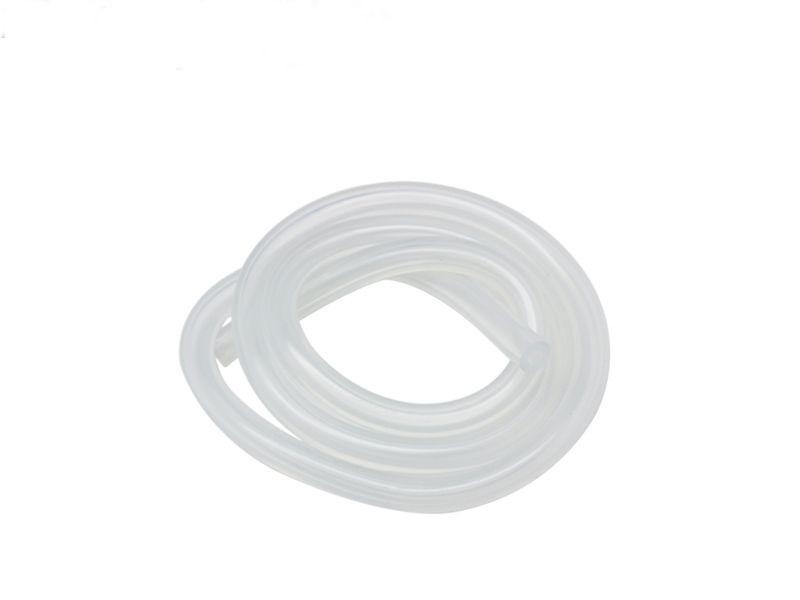 Silicone Tube - Fluorescent Clear (50cm)