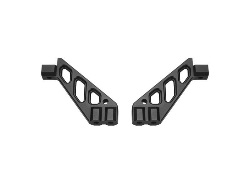 Transmission brace rr alu SRX8 GT (2)