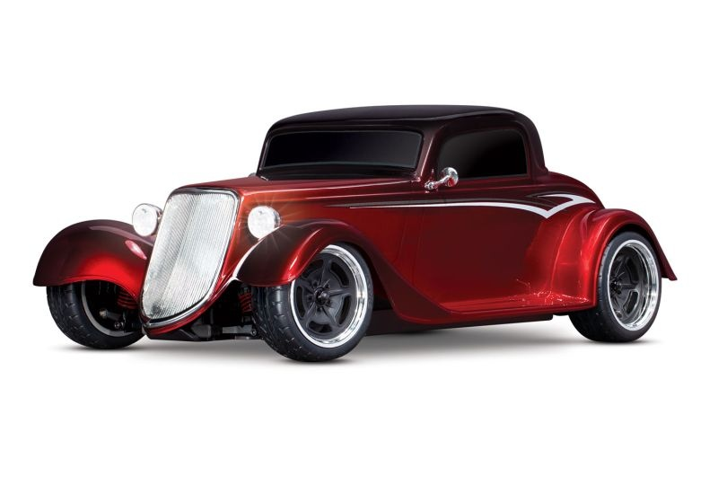 TRAXXAS 4Tec 3.0 Factory Five 35 HotRod-Coupe rot RTR