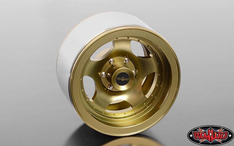 Breaker 1.9 Beadlock Wheels (Gold)