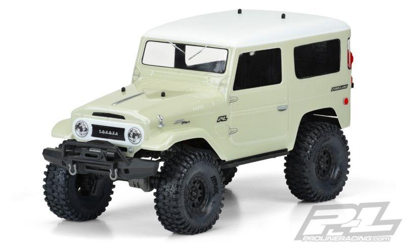 1965 Toyota Land Crusiserr Karo klar