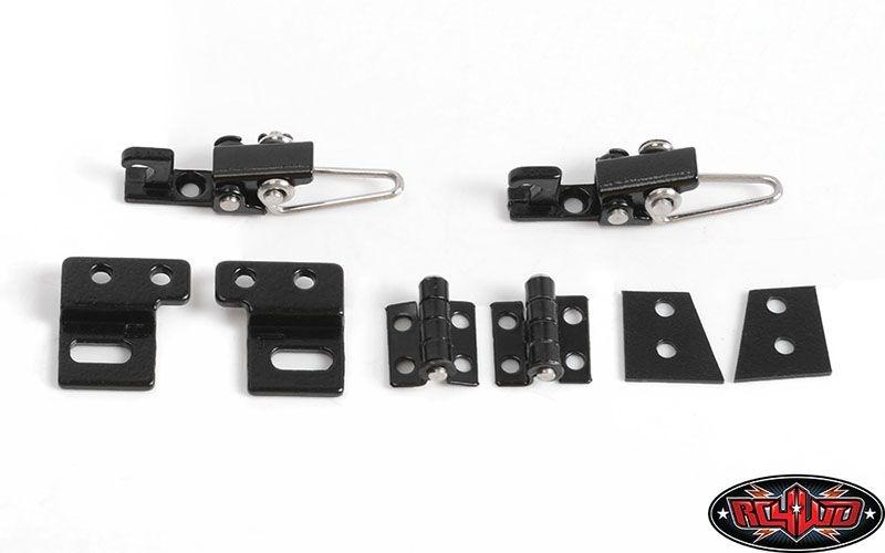 RC4WD 2015 Land Rover Defender D90 Truck Metal Parts