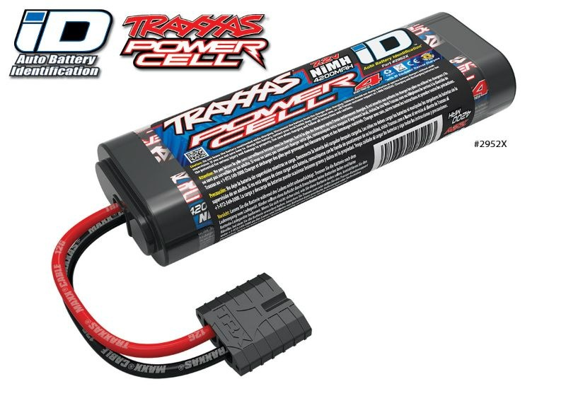Power Cell Series4 7,2V 4200mAh