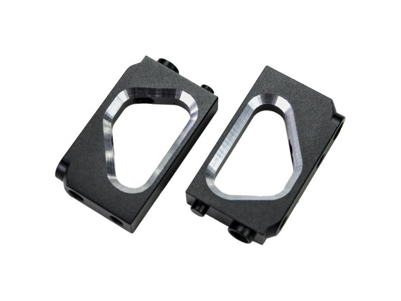 Radioplate bracket alu (2) S989 (SER903737)