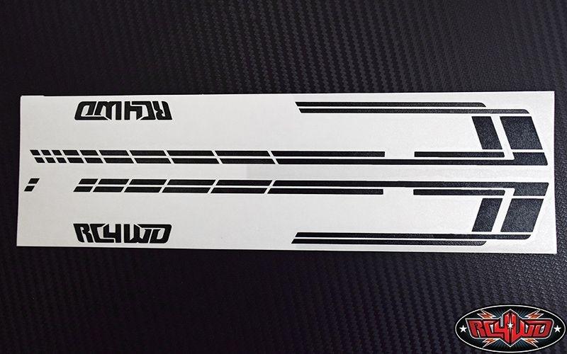 RC4WD Escapade Stripes for Gelande II 2015