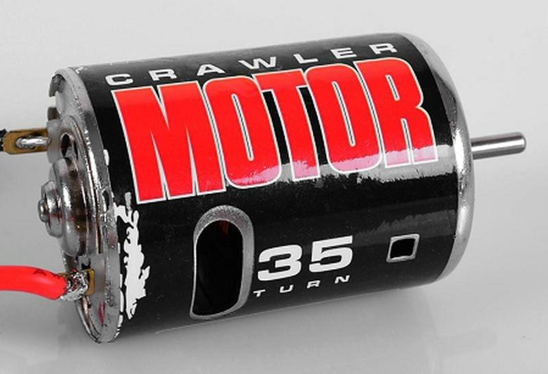 540 Crawler Brushed Motor 35T