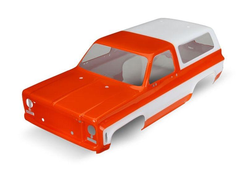 Karo Chevrolet Blazer (1979) orange (ohne Anbauteile)
