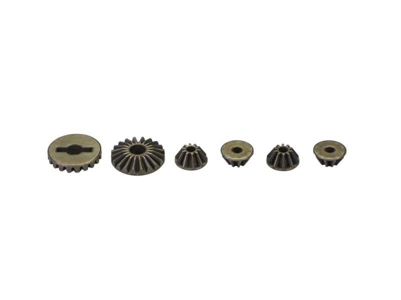 HTD diff gear 10T + 20T (4+2) SRX8 (SER601062)