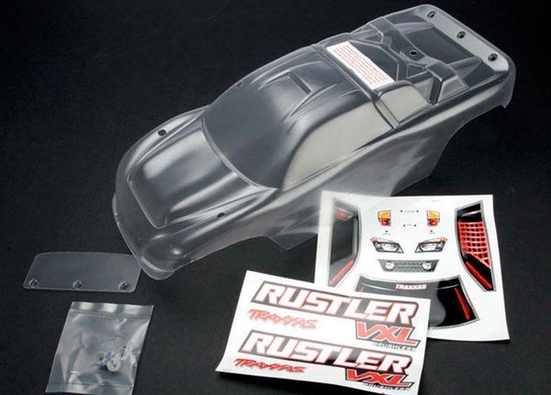 Karosserie Rustler VXL