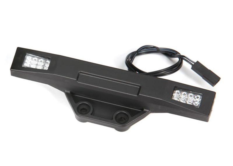 HOSS Heck-Bumper mit LED-Beleuchtung (Ersatz für #9036)