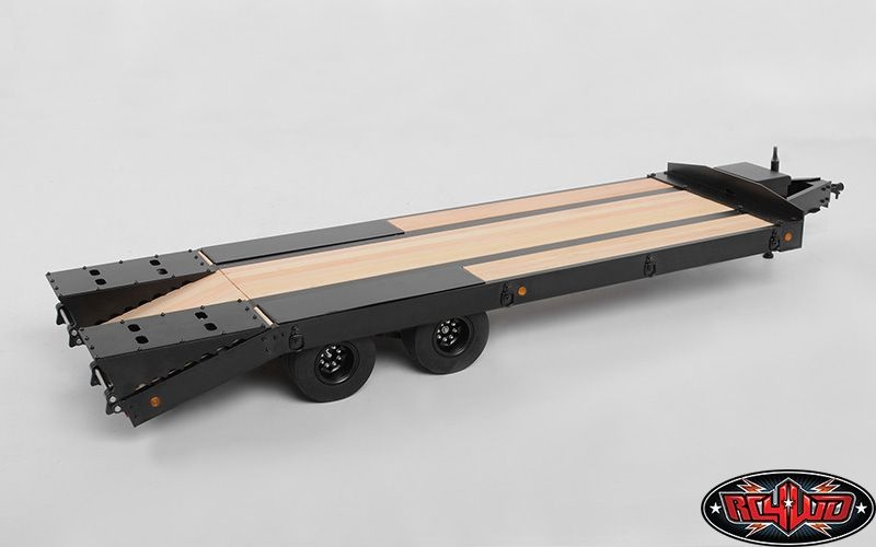 BigDog 1/14 Dual Axle Scale Heavy Equipment Trailer