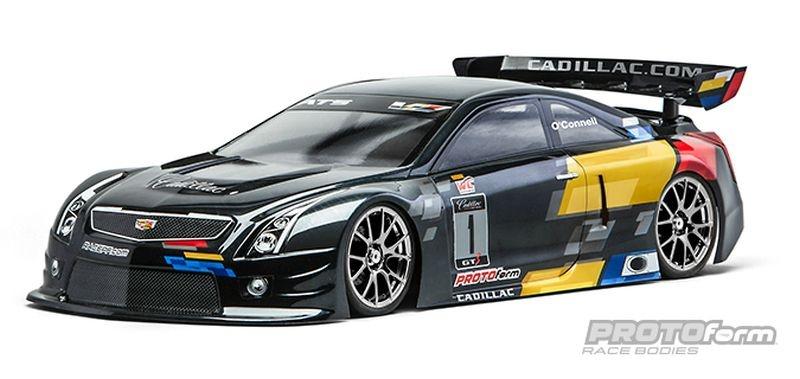 Cadillac ATS-V.R Karo klar (190mm)