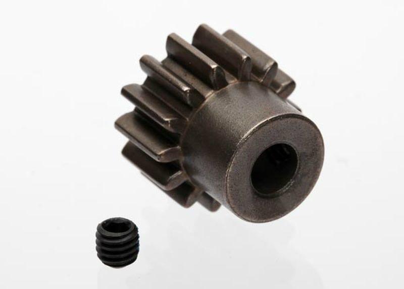 Gear, 14-T pinion (1.0 metric pitch) (fits 5mm shaft)/ set s